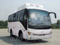 海格牌KLQ6812KAC51型客车