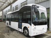 海格牌KLQ6832GEVW型纯电动城市客车