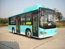 海格牌KLQ6850GAHEVC5F型混合动力城市客车