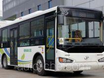 海格牌KLQ6850GEVW1型纯电动城市客车