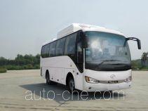 海格牌KLQ6882KAC50型客车