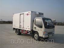 天载牌KLT5042XLC型冷藏车
