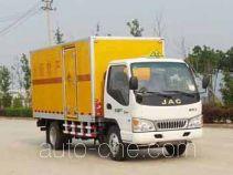 Tianzai KLT5060XQY explosives transport truck