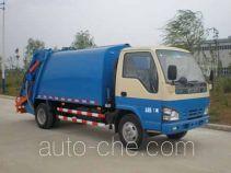 天载牌KLT5070ZYS型后装压缩式垃圾车