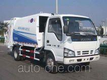 天载牌KLT5071ZYS型压缩式垃圾车