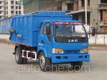 天载牌KLT5080ZML型密封垃圾车