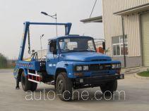 天载牌KLT5100ZBS型摆臂式垃圾车