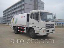 天载牌KLT5120ZYS型后装压缩式垃圾车
