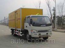 Tianzai KLT5121XQY explosives transport truck