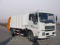 天载牌KLT5160ZYS型压缩式垃圾车