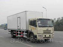 天载牌KLT5161XBW型保温车