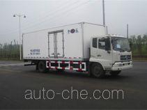 天载牌KLT5162XBW型保温车