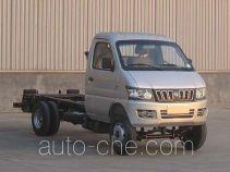 凯马牌KMC1035A32D4型两用燃料载货汽车底盘