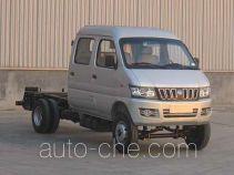 凯马牌KMC1035A32S4型两用燃料载货汽车底盘