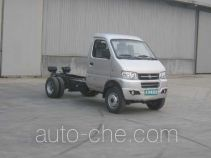 凯马牌KMC1035EVA30D型纯电动载货汽车底盘