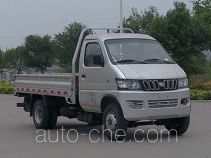 Kama dual-fuel cargo truck