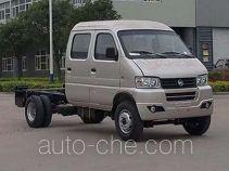凯马牌KMC1035L32S5型两用燃料载货汽车底盘