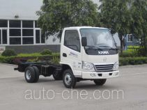 Kama KMC1036L26D5 dual-fuel truck chassis