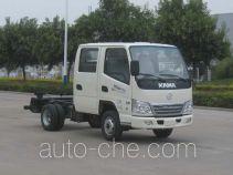 凯马牌KMC1036A26S4型两用燃料载货汽车底盘