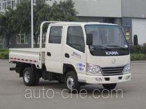 凯马牌KMC1036L26S5型两用燃料载货汽车