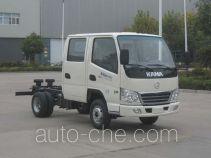 凯马牌KMC1036Q26S5型载货汽车底盘