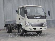 凯马牌KMC1040A26P5型载货汽车底盘