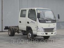 凯马牌KMC1040A26S5型载货汽车底盘