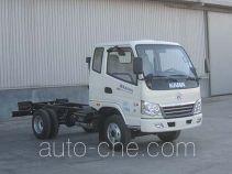 凯马牌KMC1040B28P4型载货汽车底盘
