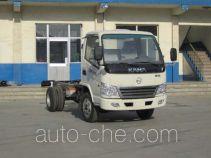 凯马牌KMC1041A28D5型载货汽车底盘