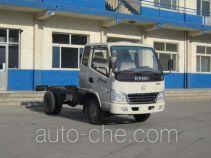 凯马牌KMC1041A28P5型载货汽车底盘