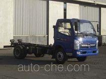 凯马牌KMC1086A33D5型载货汽车底盘