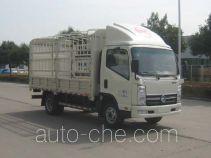 Kama KMC5042CCYA33D5 грузовик с решетчатым тент-каркасом