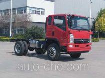 凯马牌KMC2100A32P5型越野载货汽车底盘