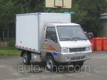 凯马牌KMC5020XXYEV21D型纯电动厢式运输车