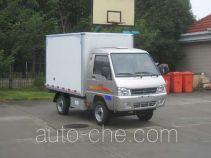 凯马牌KMC5020XXYEVA21D型纯电动厢式运输车