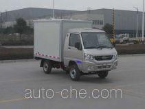 凯马牌KMC5021XXYEV21D型纯电动厢式运输车