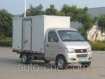 凯马牌KMC5033XXYEVB29D型纯电动厢式运输车
