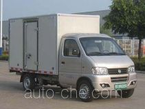 凯马牌KMC5021XXYEVB29D型纯电动厢式运输车
