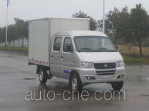 凯马牌KMC5022XXYEV29S型纯电动厢式运输车