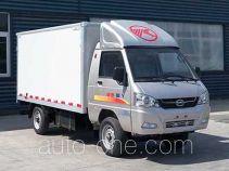Kama KMC5030XXYQ27D5 box van truck