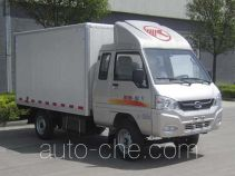 Kama KMC5030XXYQ27P5 box van truck