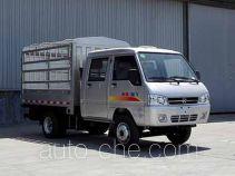 Kama KMC5033CCYL28S5 грузовик с решетчатым тент-каркасом