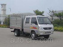 Kama KMC5033CCYQ28S5 грузовик с решетчатым тент-каркасом