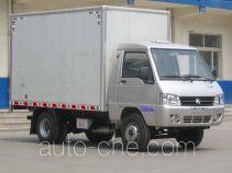 凯马牌KMC5033XXYA25D4型厢式运输车
