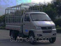 Kama KMC5035CCYQ32D5 грузовик с решетчатым тент-каркасом