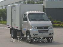 凯马牌KMC5035XXYQ32D5型厢式运输车