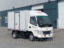 Kama KMC5036XXYQ26D4 box van truck