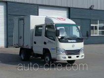 凯马牌KMC5036XXYQ26S4型厢式运输车