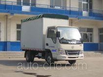 Kama KMC5038CPY26D3 soft top box van truck