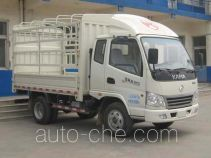 Kama KMC5041CCYA28P5 грузовик с решетчатым тент-каркасом